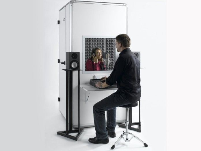 Booth per isolamento acustico