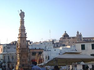 colonna San Oronzo