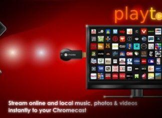 playto chromecast