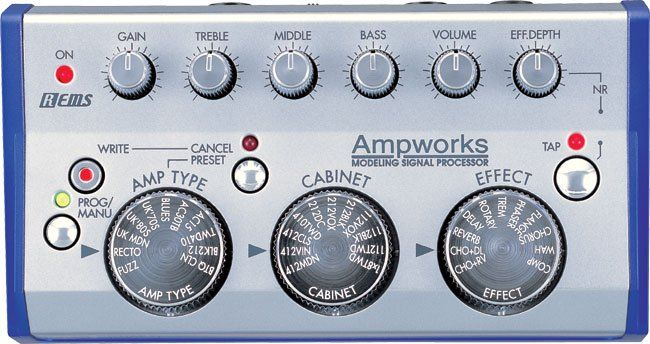 Korg Ampworks