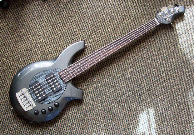 Ernie Ball / Music Man Bongo HH-5