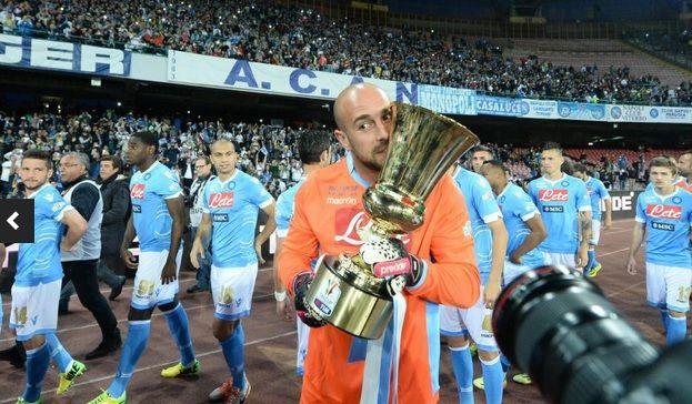 Napoli-Cagliari 3-0 video gol Dzemaili Mertens Pandev pagelle