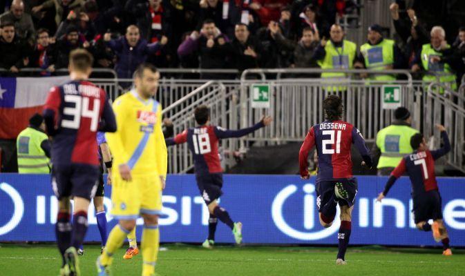 Napoli-Cagliari streaming gratis probabili formazioni pronostico