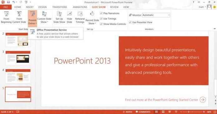 Power Point gratis