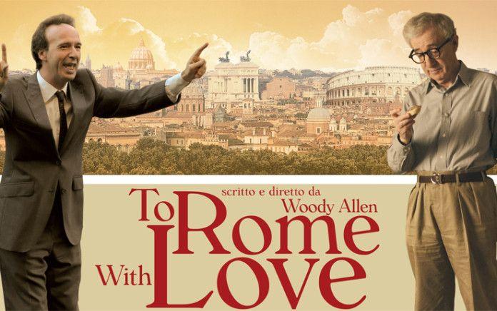 Stasera in tv martedì 6 maggio To Rome with love