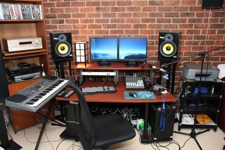5 fattori essenziali per creare un home studio recording - Studio di registrazione in casa ...