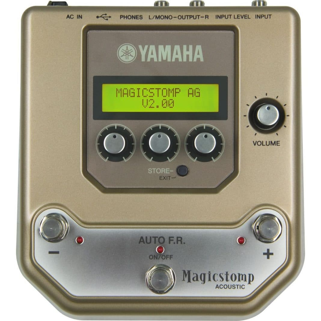Yamaha Magicstomp Acoustic