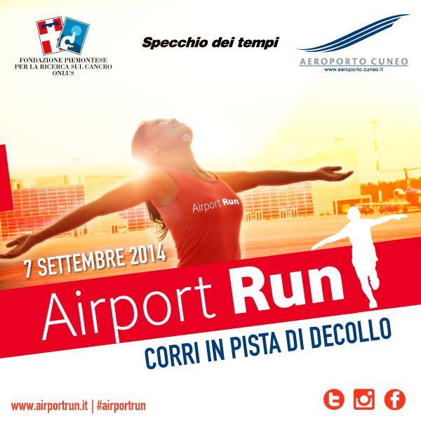 Prima airport run d 39 italia 7 settembre 2014 - Fondazione specchio dei tempi ...