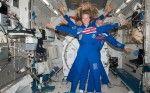 selfie astronauti NASA III