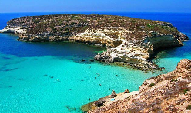 Matrimonio Spiaggia Lampedusa : Lampedusa e le sue magnifiche spiagge