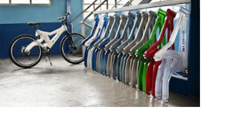 biciclette di plastica