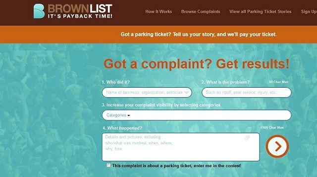 The Brownlist è un nuovo sito che aiuterà i consumatori