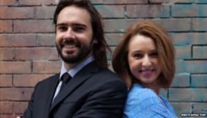 Daniel Herrington ed Allison Mcguire hanno ideato Sketchfactor
