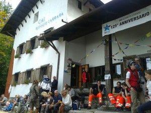 Rifugio CAI Carrara