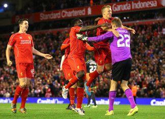 Liverpool-Middlesbrough finisce 16-15 dopo 30 calci di rigore