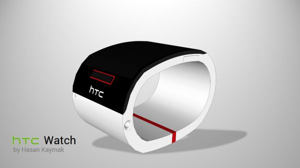 HTC One smartwatch