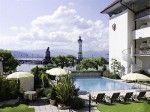 Hotel Bayerischer Hof sul Lago di Costanza.Trivago.piscina