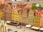 città più mulricolor del mondo.Breslavia Polonia