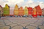 città più mulricolor del mondo.Breslavia
