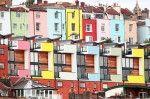 città più mulricolor del mondo.Bristol