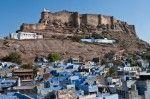 città più mulricolor del mondo.Jodhpur