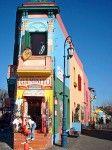 città più mulricolor del mondo.La Boca.Argentina