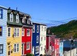 città più mulricolor del mondo.St John's.Canada
