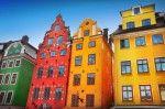 città più mulricolor del mondo.Stoccolma