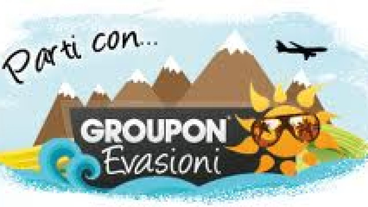 Groupon: offerte di viaggi da non perdere!
