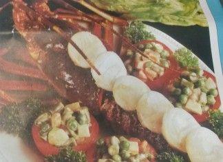 Il piatto del giorno: aragosta alla parigina