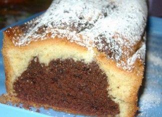 Il piatto del giorno: torta marmorizzata