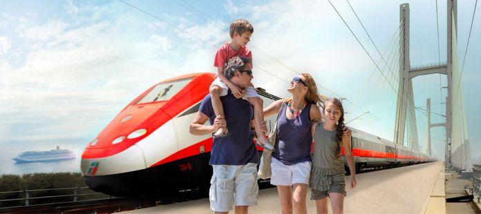 Costa Crociere servizio Treno+Crociera+Bagaglio