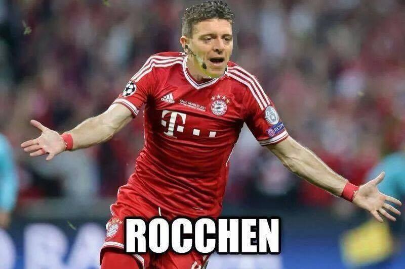 Bayern-Roma ironia web