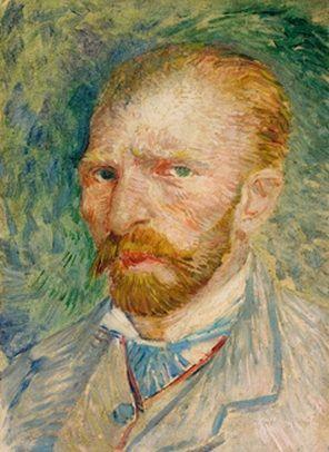 Van Gogh Autoritratto