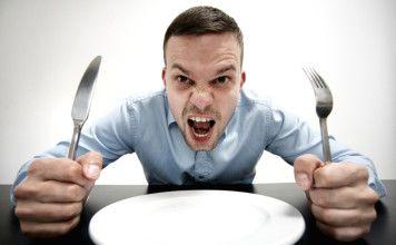 carne dannosa aggressività
