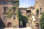 Primo posto, 10 borghi italiani più belli, Civita di Bagnoregio