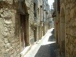 10 borghi italiani più belli.  Vicolo di Gangi