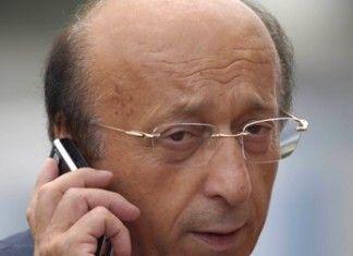 Luciano Moggi Juventus