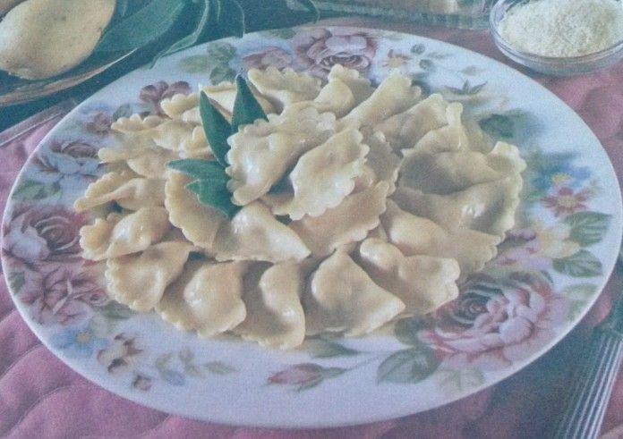 Tortelli saporiti di patate