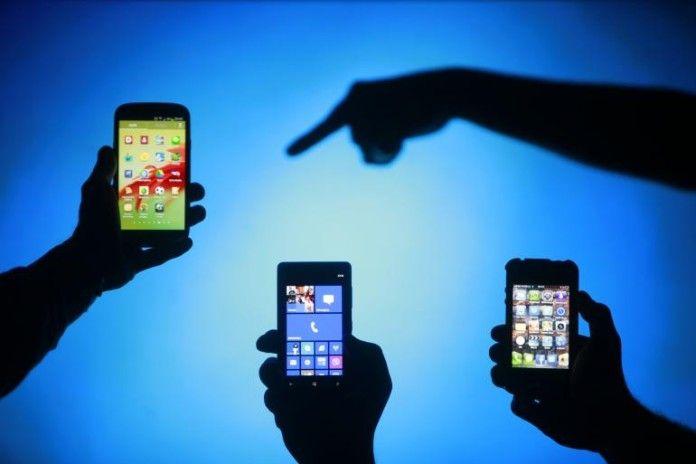 smartphones top 5