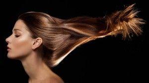 Scurire capelli con metodi naturali