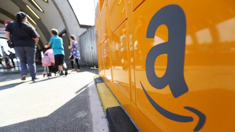 Amazon, consegna rapida con i taxi!