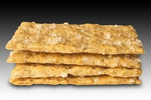 crackers integrali bimby