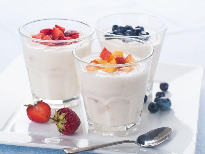 I benefici dello yogurt