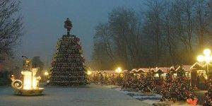 Gardaland Magic Winter attrazioni