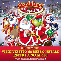 Gardaland Magic Winter promozione