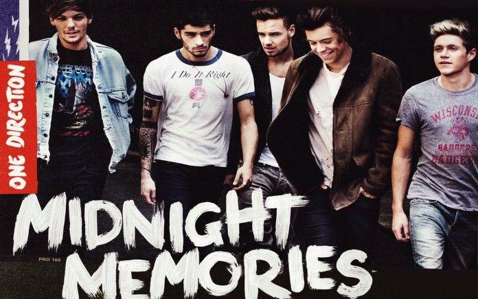 Nuovo album One Direction