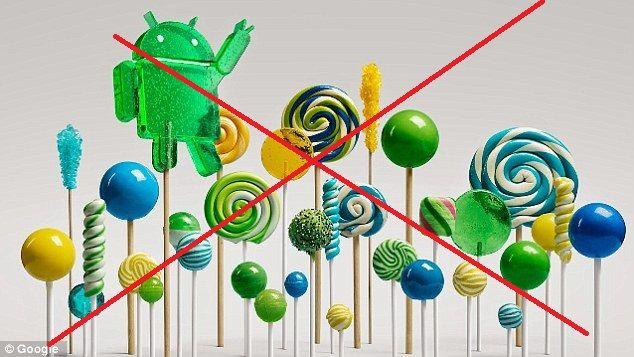 Android Lollipop 5.0: aggiornamento flop