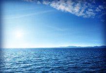 blu colore serenità