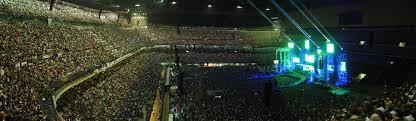 Vasco Rossi e Jovanotti riaccendono le luci dello stadio San Paolo di Napoli